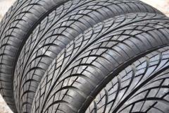 Las cubiertas y el neumático R15, el caucho para