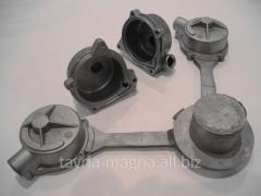 Пресс-формы для литья цветных металлов и сплавов