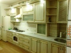 Kitchen of MDF