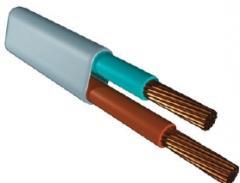 Провод электрический медный гибкий ШВВП 3х2.5