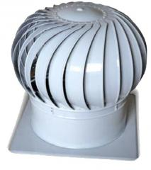 Ventilating turbines