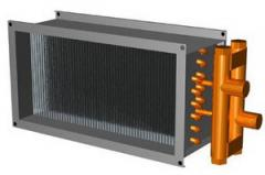 Heat exchanger Two-row