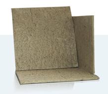 Cardboard basalt heat-insulating TK-1
