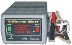 Автоматическое зарядное устройство 10А 12В 2-х