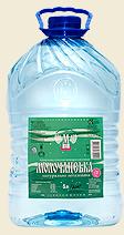 """Вода минеральная """"Молочанская"""" 5 литров"""