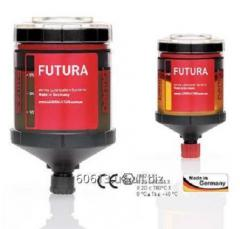 Perma FUTURA lubricator with greasings for the