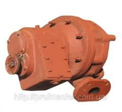 NTsR 60 125 the Pump with NTsR-60/125 reducer the
