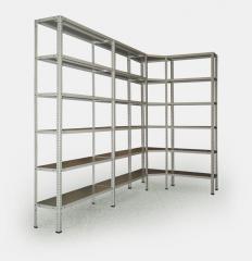 Archive scaffoldings metal