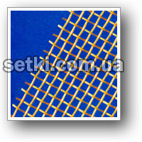 Grid woven brass (State standard specification