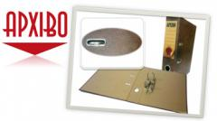 Mm A4 50 and 70 ring binder KRAFT APX051RT