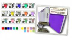 CLIPBOARD A4 20 folder of mm iTEM324
