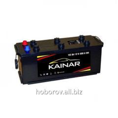 Аккумуляторы автомобильные KAINAR 132Ah-12V