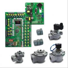 Клапан для промислових фільтрів