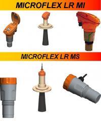 Датчик уровня ультразвуковой Microflex LR