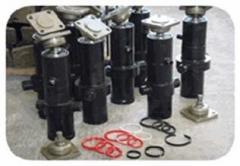 Hydraulic cylinders telescopic GAS, ZIL, KAMAZ,