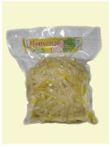 Картофель нарезной для жарки и фри 1 кг вакуумной