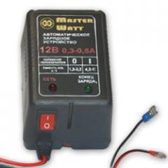 Автоматическое зарядное устройство 0,3-0,8А 12В