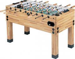 Игровой стол для футбола Кикер Champion светлый.