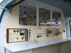 KAELP-35 Laboratory for testing of cables with