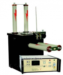 The device for testing of cable with isolation