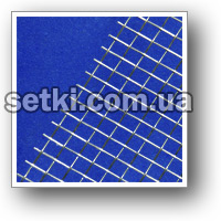 Grid woven corrosion-proof