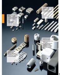 Ceramics for TEN, plugs and insulators ceramic