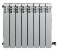 Алюминиевые секционные радиаторы (Италия)