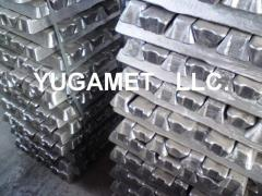 Aluminum foundry alloys of the AK5M2, AB87, AK9M2