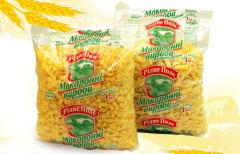 Macaroni of the premium of TM of R_dne field