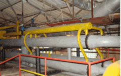 Heat exchangers are section
