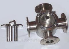 Сепаратор трубопроводный магнитный `Полюс-ПР`