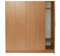 Шкаф для одежды ( 3,4,5 секционная ), материал: