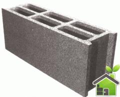 Blocks wall Frateko, construction material from