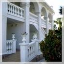 Facade, arches, gallery