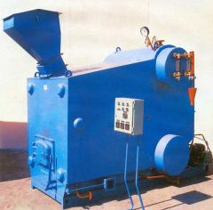 Паровой котел Е-1,0-0,9Р-3 (твердое топливо, с