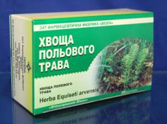 Хвоща полевого трава фильтр-пакеты №20