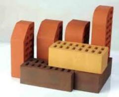Материалы стеновые строительные кирпич
