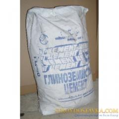 Cements aluminous HZ 40, HZ 50, HZ 60,