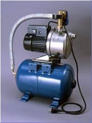 Автоматическая установка водоснабжения  для подачи воды с поддержанием заданного давления или для повышения давления воды в быту, промышленности, сельском хозяйстве для систем водоснабжения, для полива и т.п.