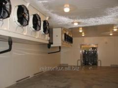 Воздухоохладители и испарители Eco CTE MIC
