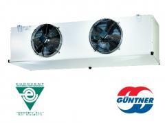 Воздухоохладители и испарители Guntner  GACC