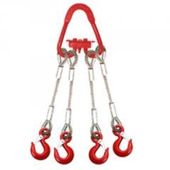 Slings are rope