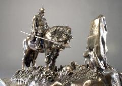 Souvenirs are heraldic