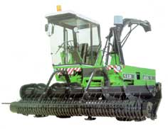 MARAL-125 forage harvester. Price of the producer