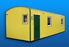 Change house - pro-slave mebelirovanny 3*9 m