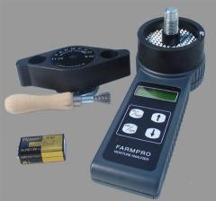 Hygrometer of Farmpro grain