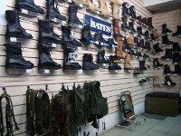 Обувь армейская (военная)