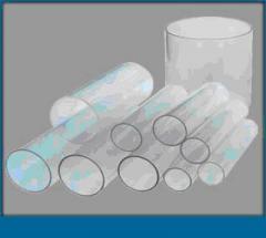 Cylinders from plexiglas