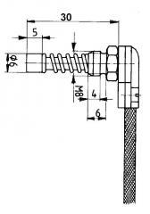 Термопара TEF 74
