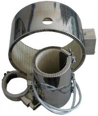 The ring heater with ceramic isolation, D90kh91mm,